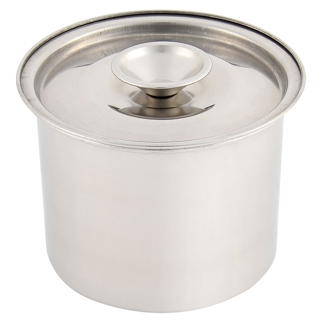 Kitchen Stainless Steel Food Soup Salad Egg Bowl Container 10cm Diameter