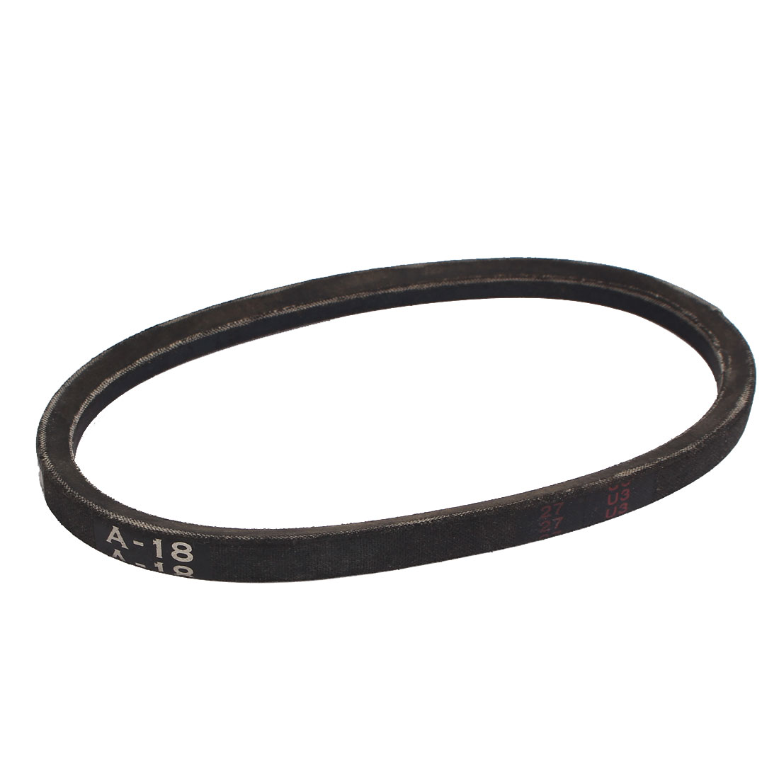 "A18 Yard Machine Lawn Mower Tractor Drive Belt V-Belt 18"" x 1/2"" Black"