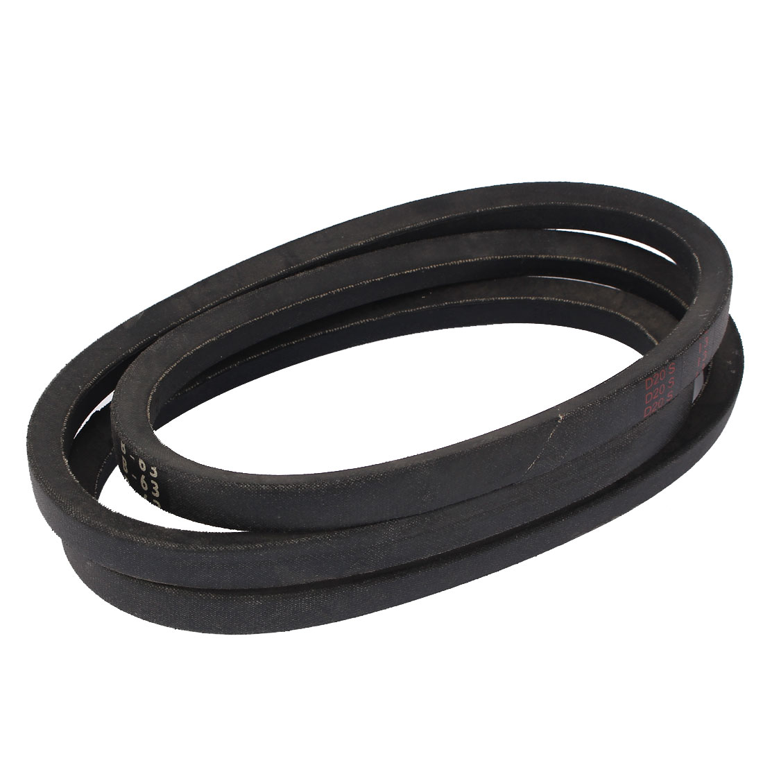"B63 63"" x 1/2"" Industrial Machine Rubber Drive Belt V-Belt"