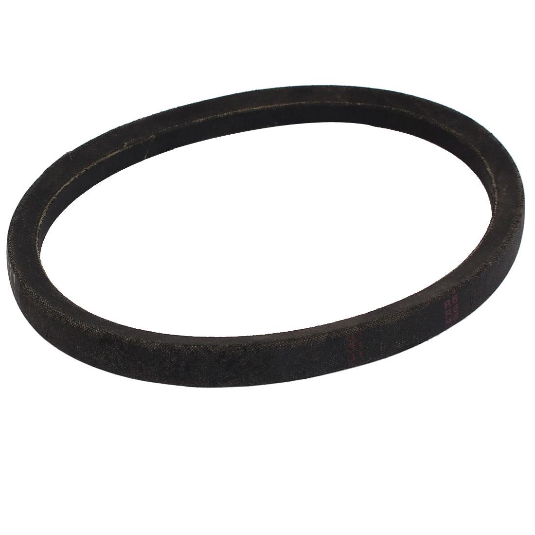 B21 Rubber V-shaped Drive Belt Black 11mm Thick 21-inch x 0.67-inch