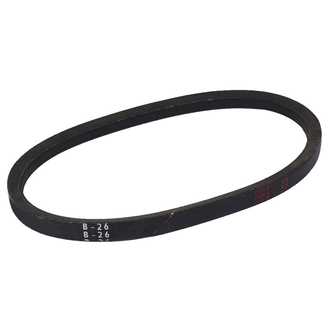 "B26 26"" x 0.67"" Industrial Machine Rubber Drive Belt V-Belt"