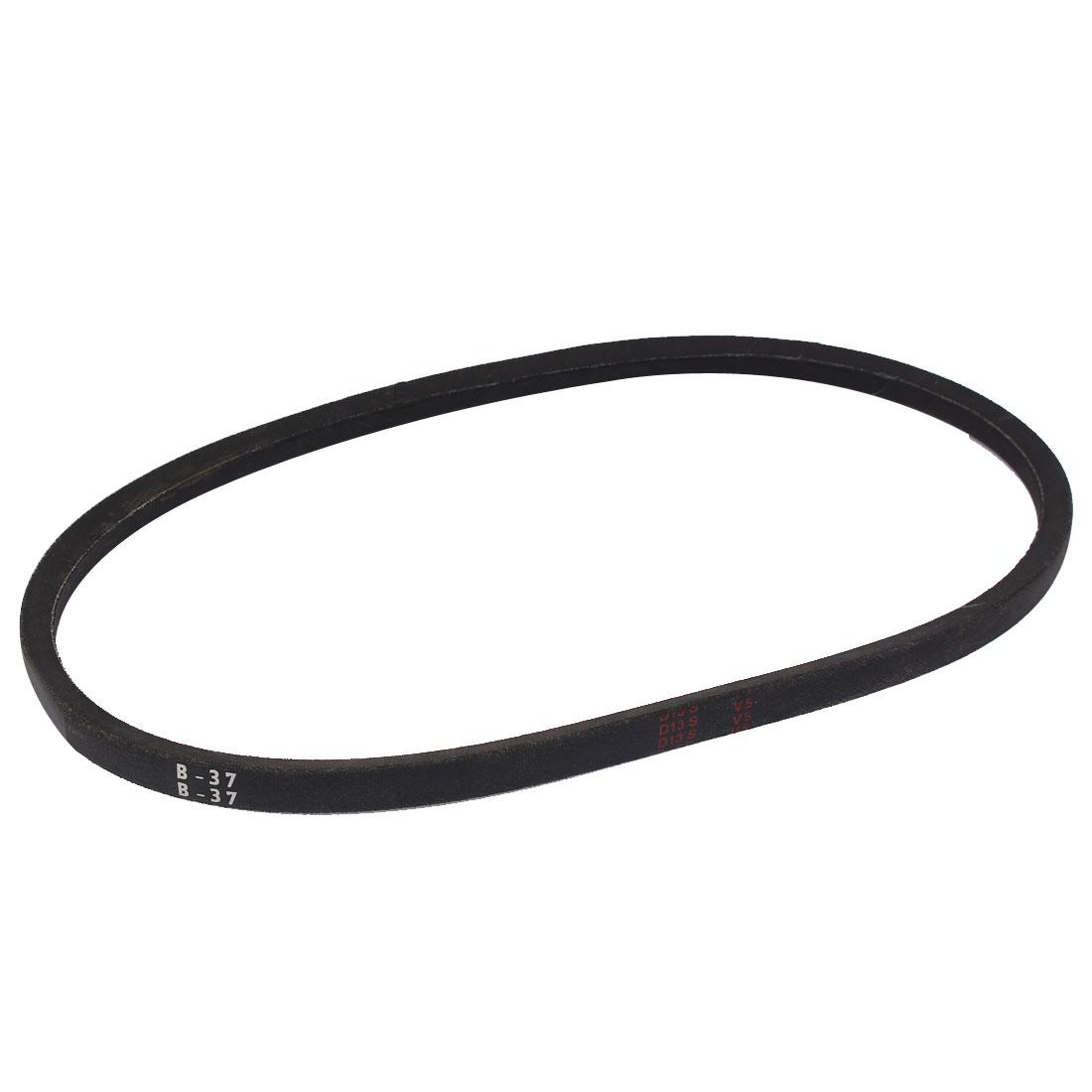 "B37 37"" x 0.67"" Industrial Machine Rubber Drive Belt V-Belt"