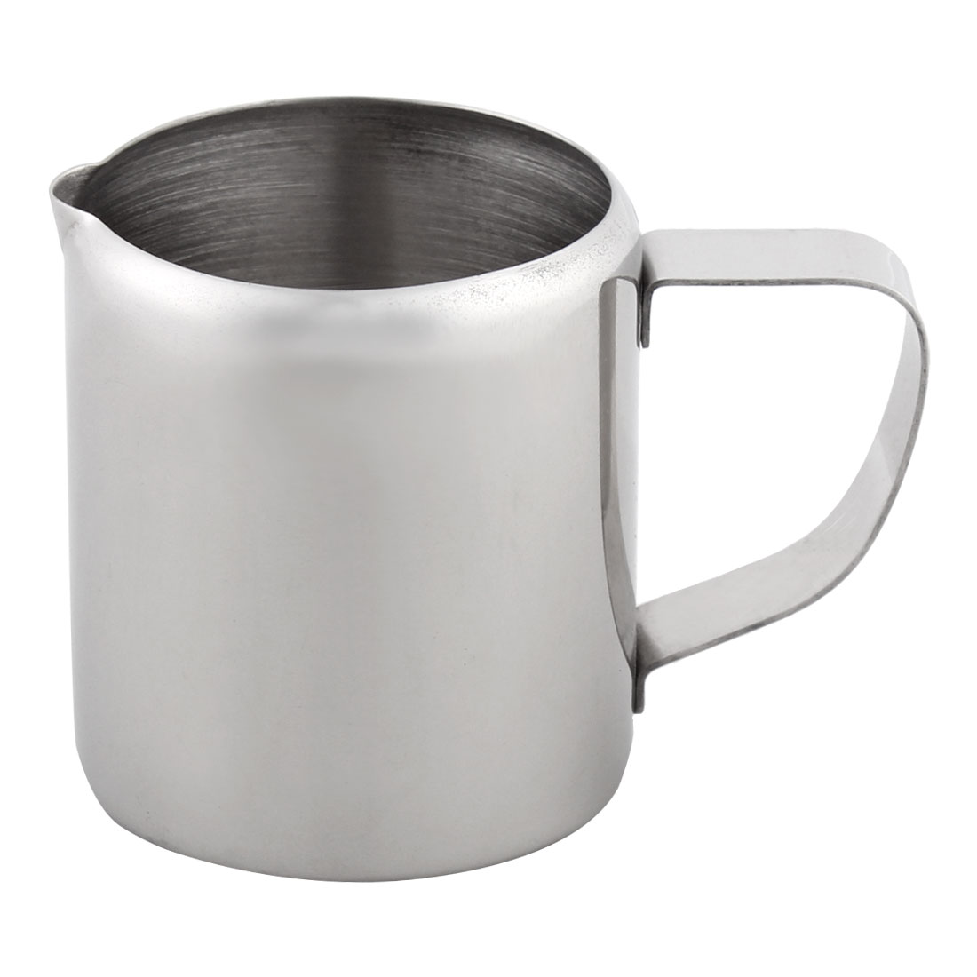 Kitchen Laboratory Stainless Steel Handle Water Liquid Measurement Cup Mug 3 Ounce