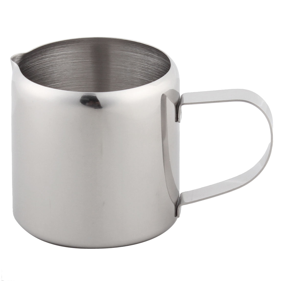 Kitchen Laboratory Stainless Steel Handle Water Liquid Measurement Cup Mug 5 Ounce
