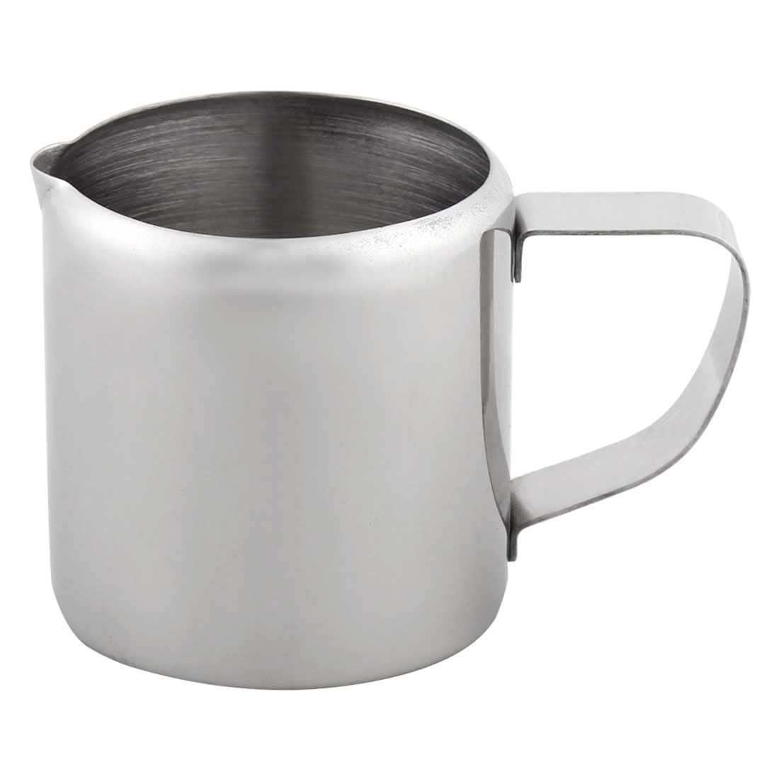 Kitchen Laboratory Stainless Steel Handle Water Liquid Measurement Cup Mug 10 Ounce