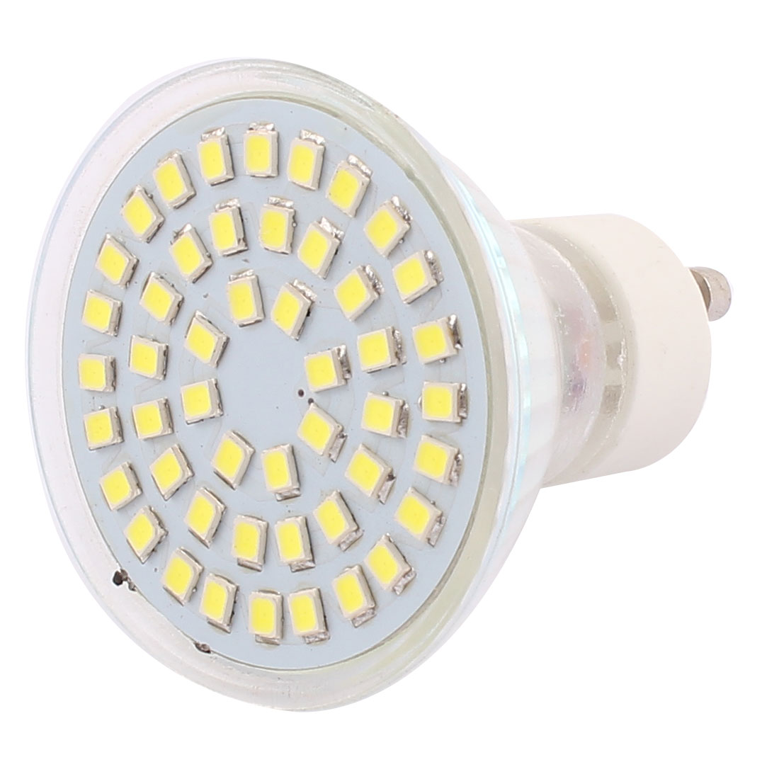 GU10 SMD 2835 48 LEDs 4W Glass Energy-Saving LED Lamp Bulb White AC 110V