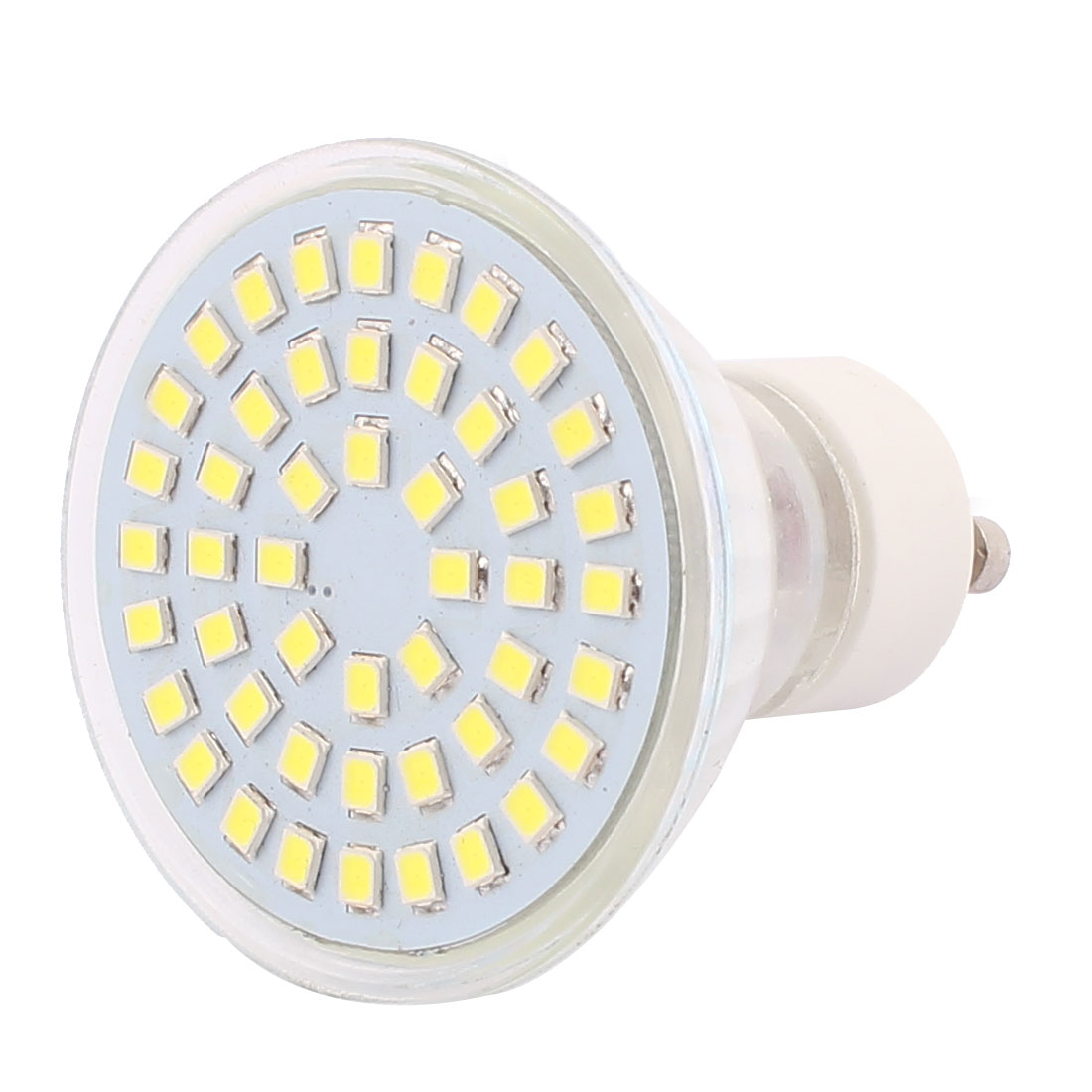 GU10 SMD 2835 48 LEDs 4W Glass Energy-Saving LED Lamp Bulb White AC 220V