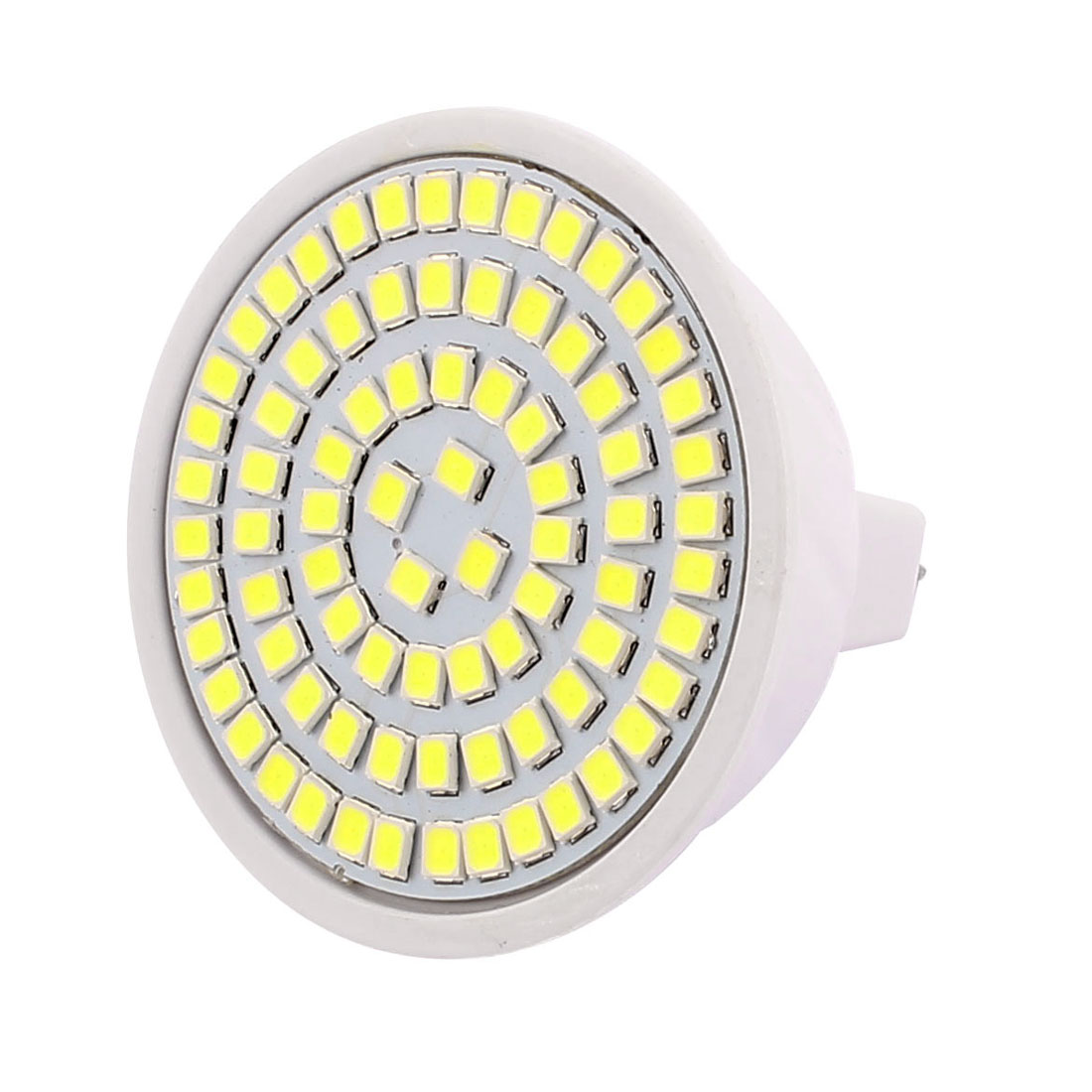 MR16 SMD 2835 80 LEDs Plastic Energy-Saving LED Lamp Bulb White AC 110V 8W