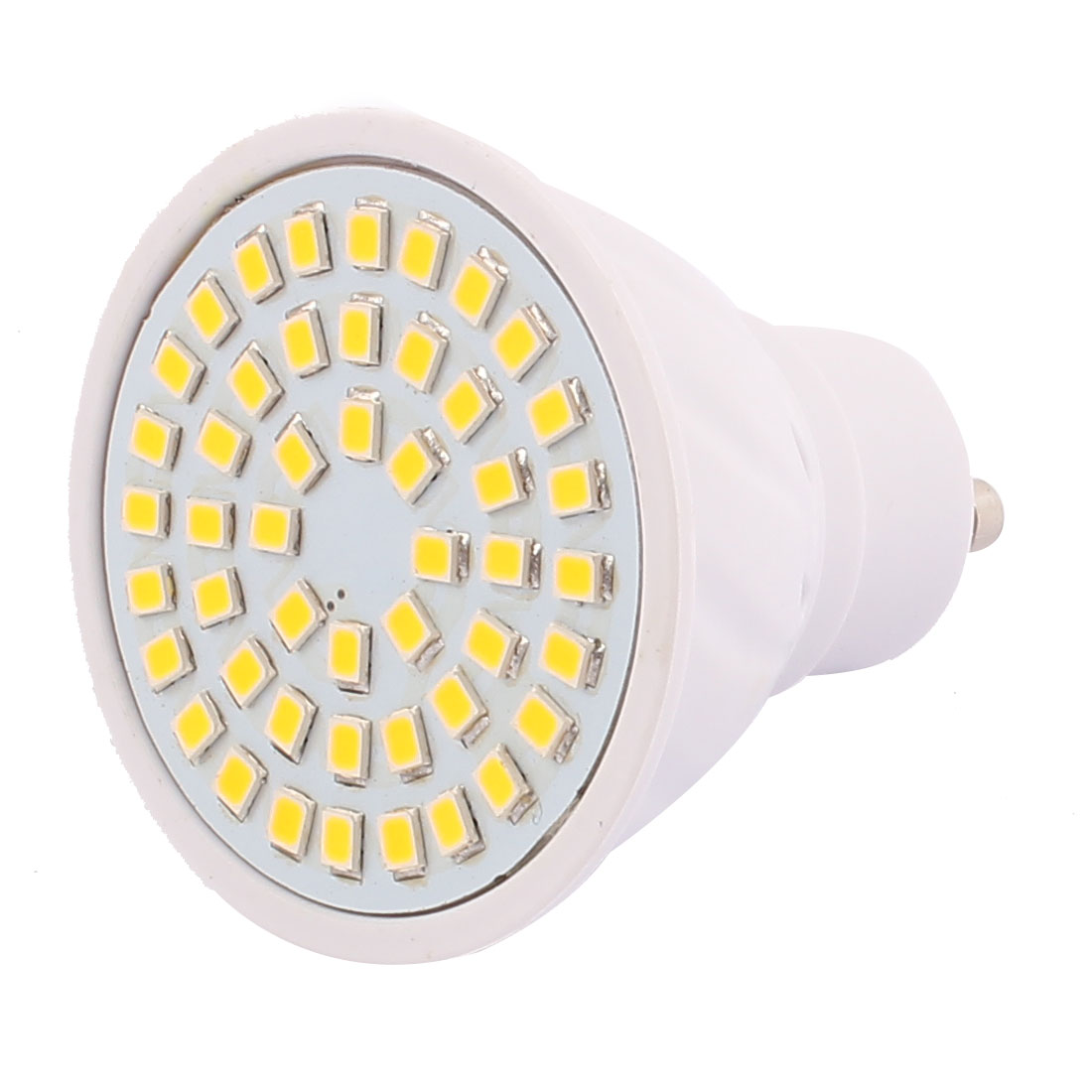 GU10 SMD 2835 48 LEDs Plastic Energy-Saving LED Lamp Bulb Warm White AC 110V 4W