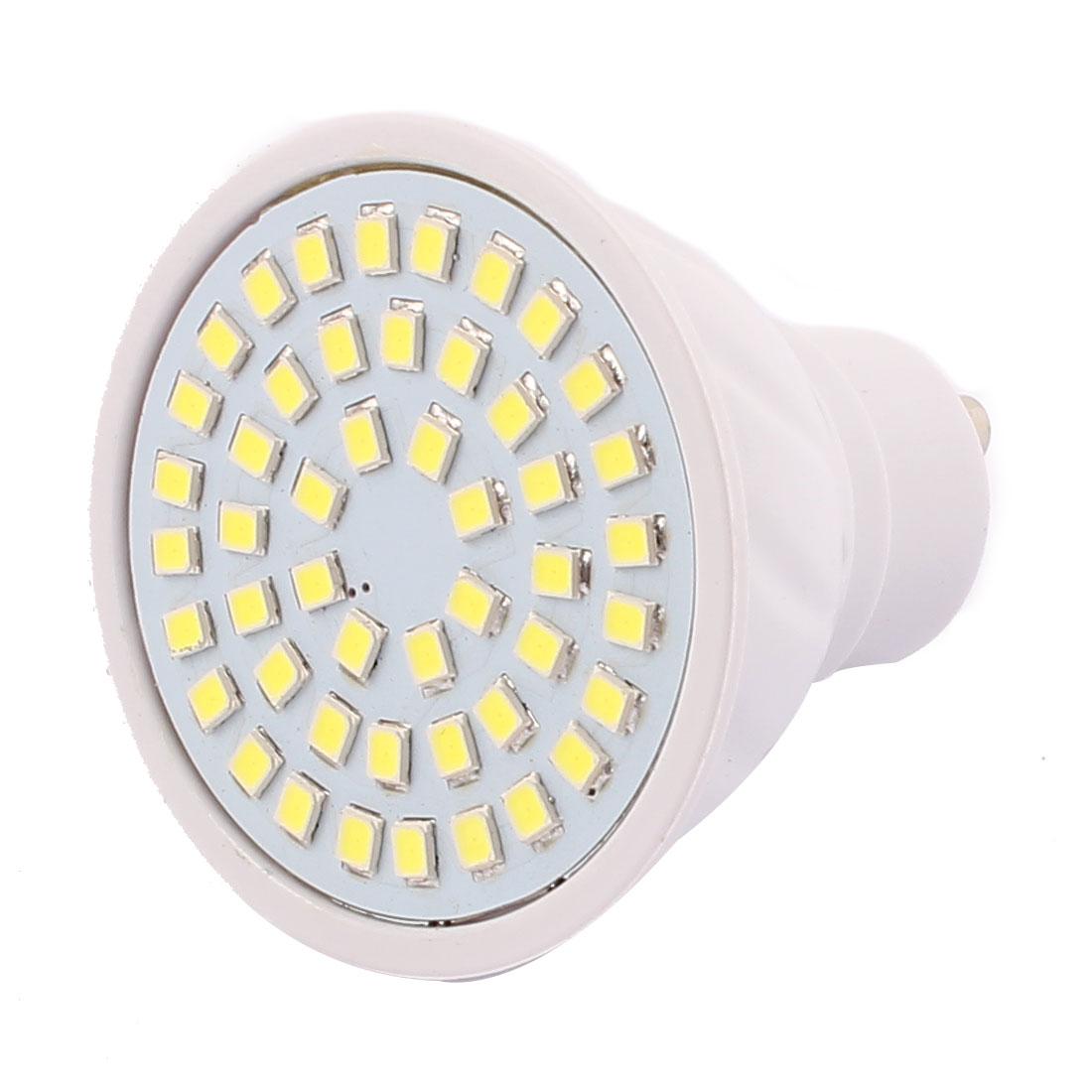 GU10 SMD 2835 48 LEDs Plastic Energy-Saving LED Lamp Bulb White AC 110V 4W