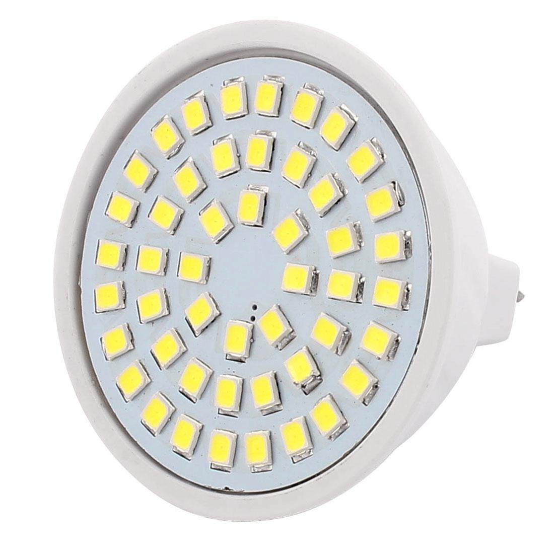MR16 SMD 2835 48 LEDs Plastic Energy-Saving LED Lamp Bulb White AC 110V 4W