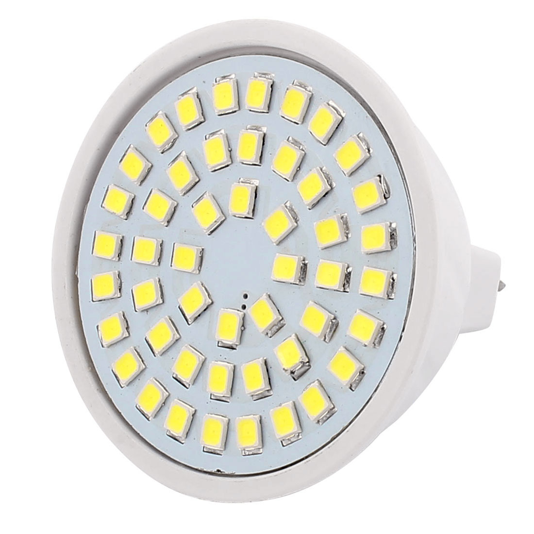 MR16 SMD 2835 48 LEDs Plastic Energy-Saving LED Lamp Bulb White AC 220V 4W