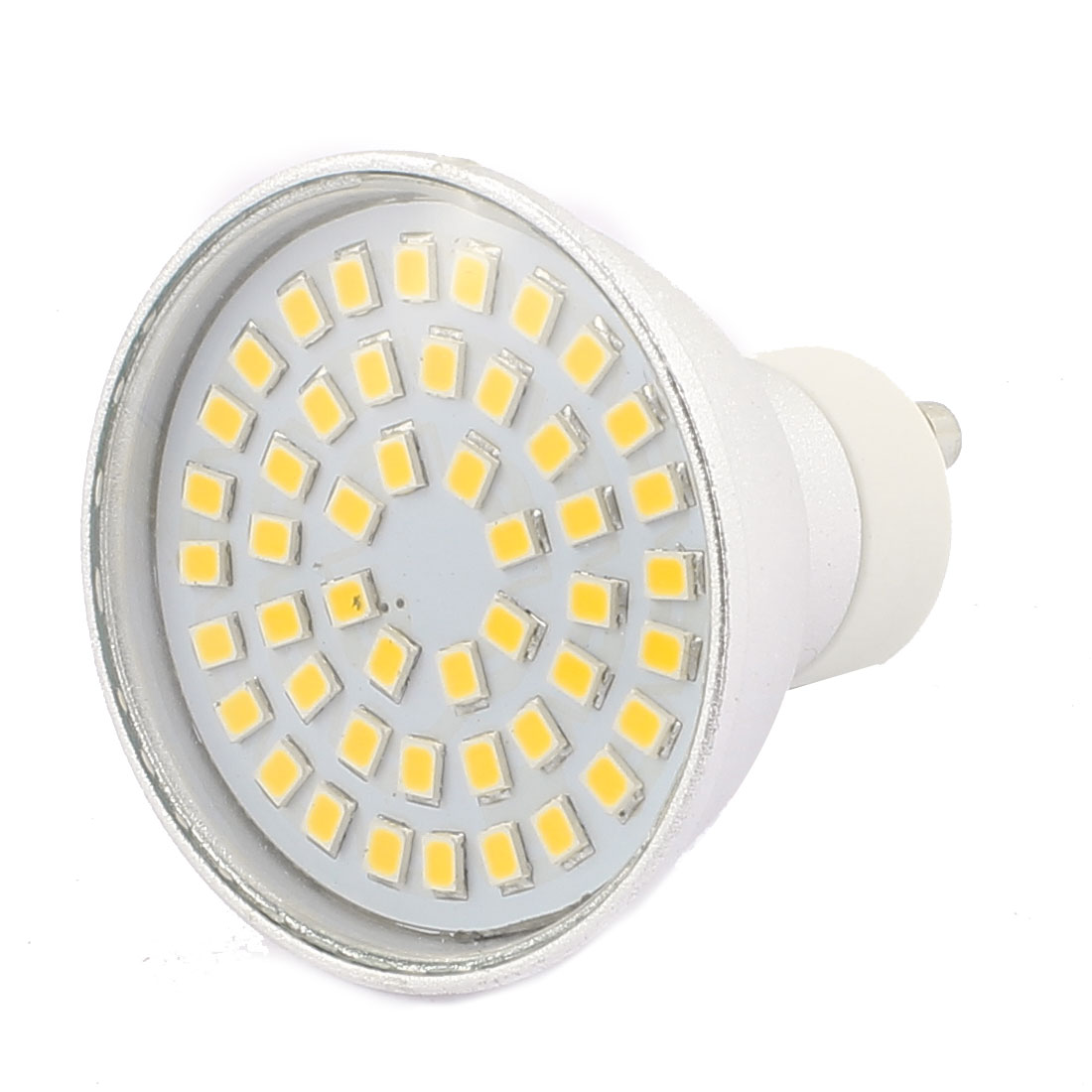 GU10 SMD 2835 48 LEDs 4W Aluminum Energy-Saving LED Bulb Warm White AC 220V-240V