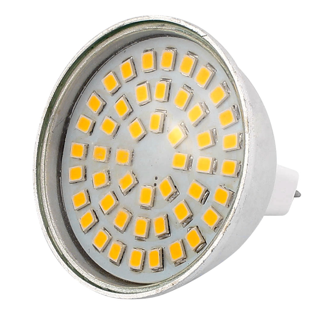 MR16 SMD 2835 48 LEDs 4W Aluminum Energy-Saving LED Bulb Warm White AC 220V-240V