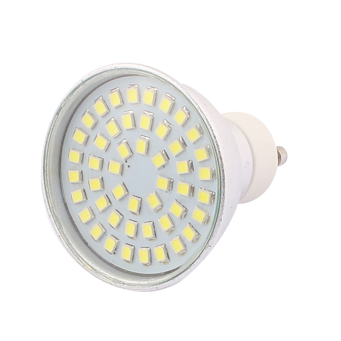 GU10 SMD 2835 48 LEDs 4W Aluminum Energy-Saving LED Lamp Bulb White AC 220V-240V