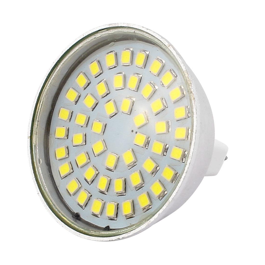 MR16 SMD 2835 48 LEDs 4W Aluminum Energy-Saving LED Lamp Bulb White AC 220V-240V