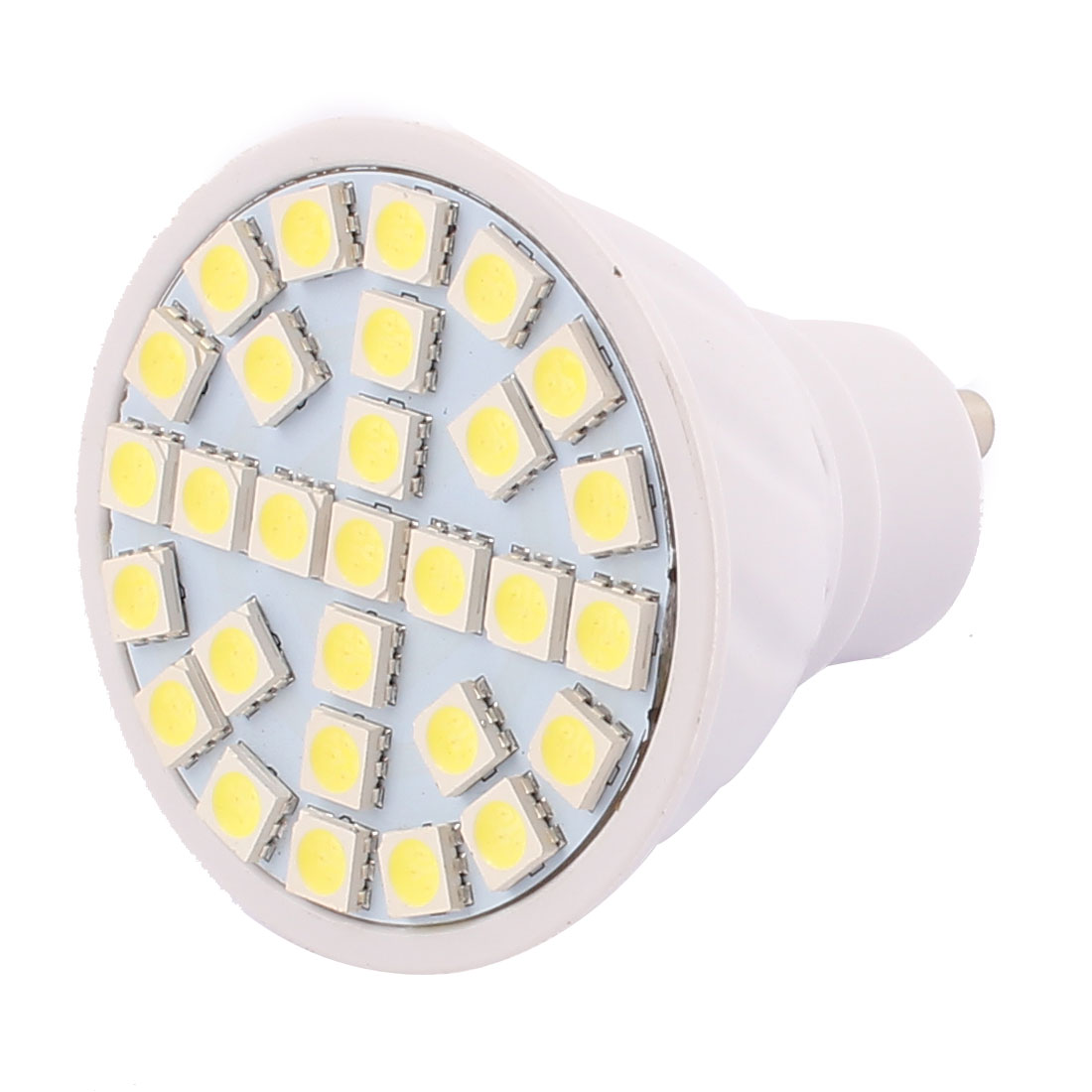 GU10 SMD 5050 29LEDs AC 220V 5W Plastic Energy Saving LED Lamps Bulb White