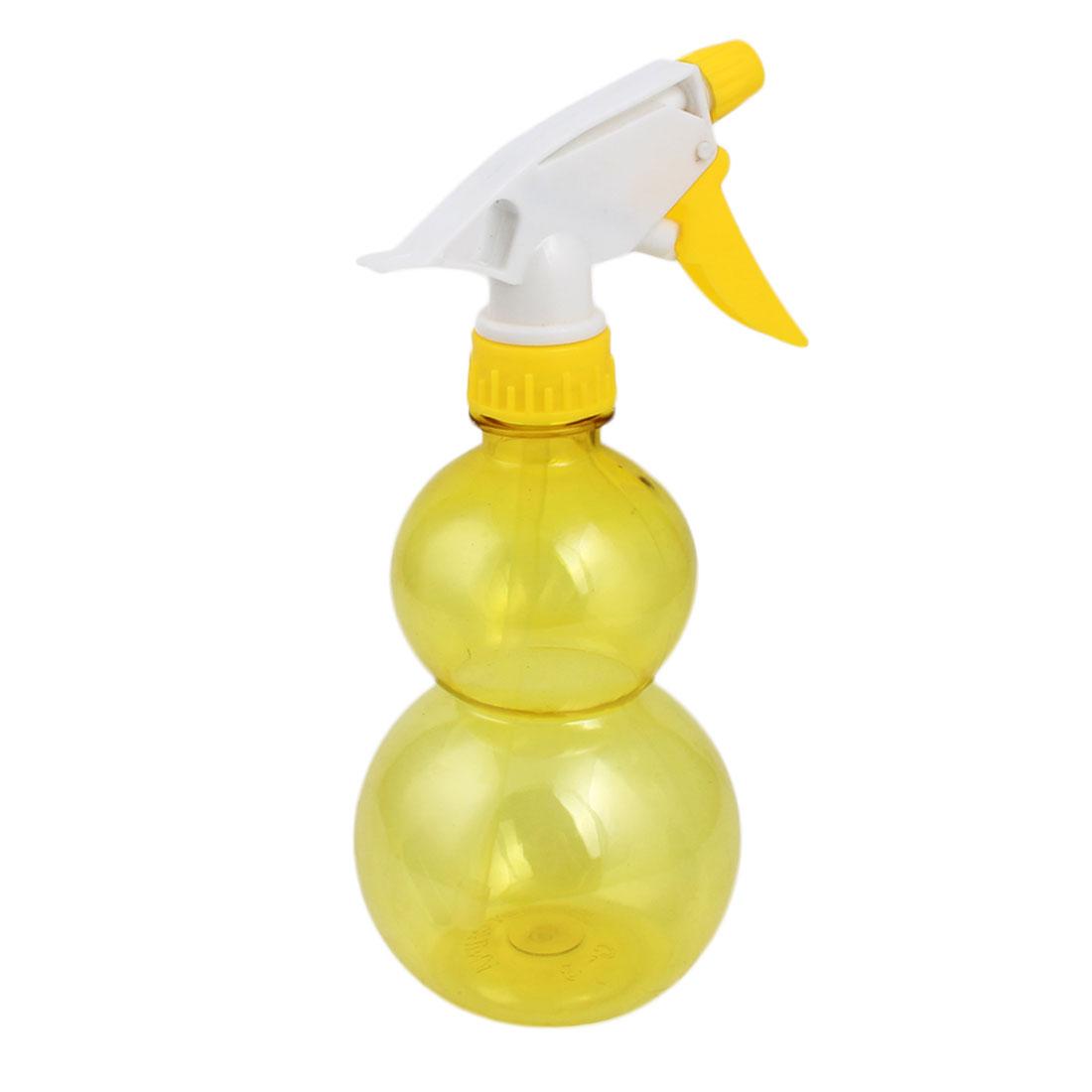 Home Garden Plastic Plants Flower Squeeze Water Trigger Sprayer Bottle 450ml Capacity
