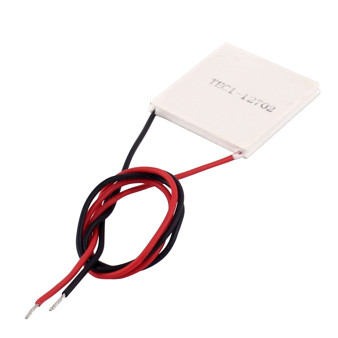 TEC1-12702 2A 12V 23W 40x40x4mm Thermoelectric Cooler Peltier Plate Module