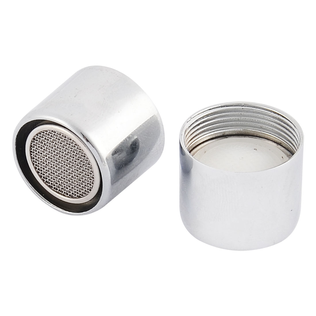 Household Stainless Steel Faucet Filter Net Nozzle 19mm Female Thread 2 Pcs