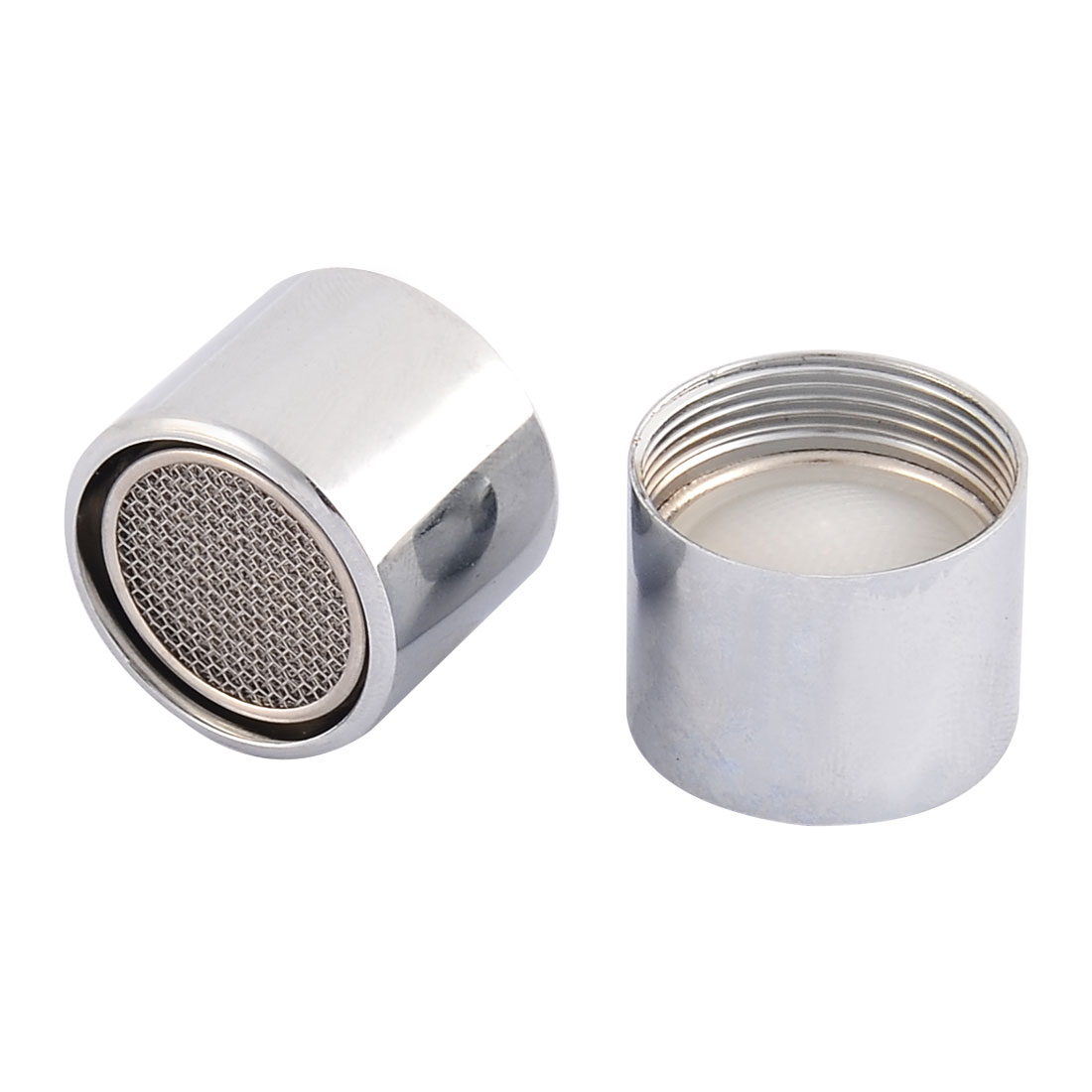 Household Stainless Steel Faucet Filter Net Nozzle 21mm Female Thread 2 Pcs