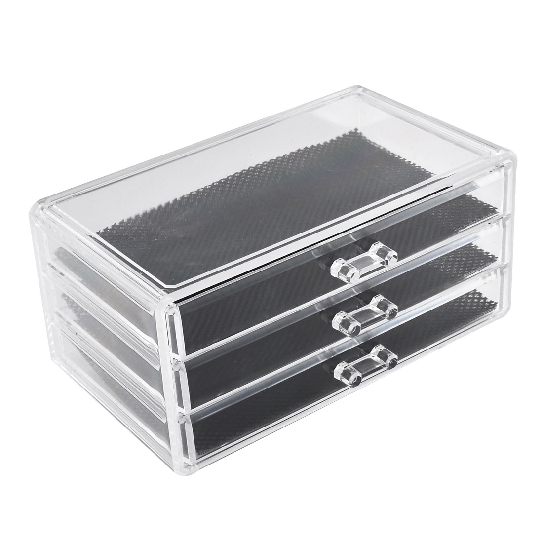 Acrylic Cosmetic Storage Drawer Case Jewelry Organizer Holder Display Box