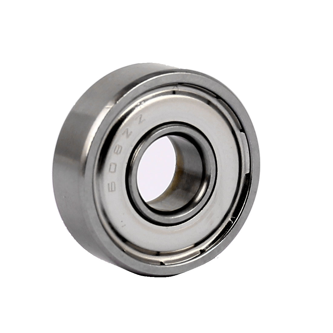 ZZ608 Shielded Deep Groove Flange Ball Bearing 22mm OD 8mm Bore Diameter