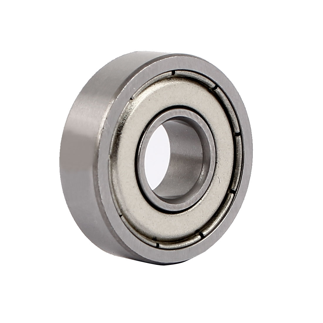 ZZ609 Shielded Deep Groove Flange Ball Bearing 24mm OD 9mm Bore Diameter