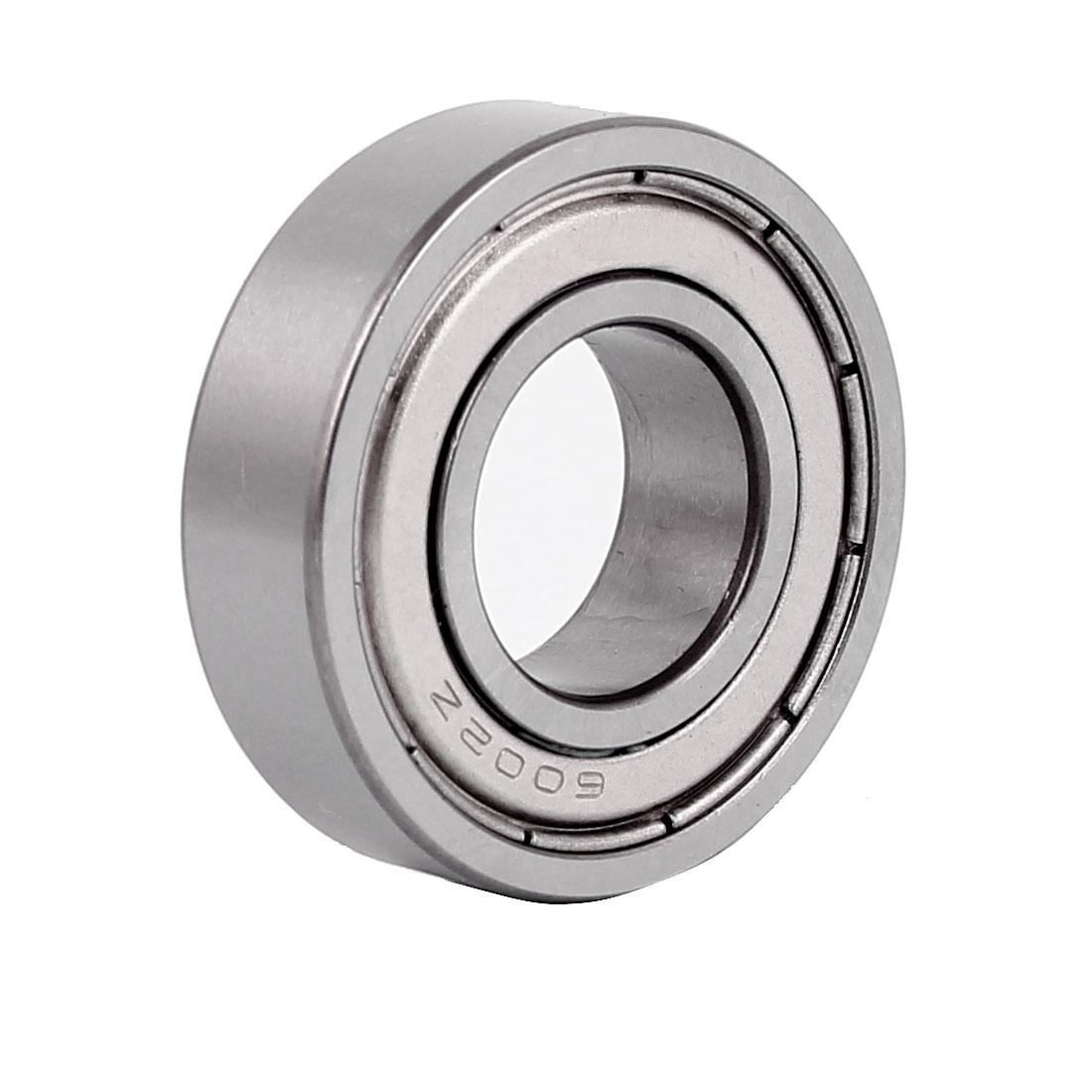 ZZ6002 Double Shielded Deep Groove Ball Bearing 32mmx15mmx9mm