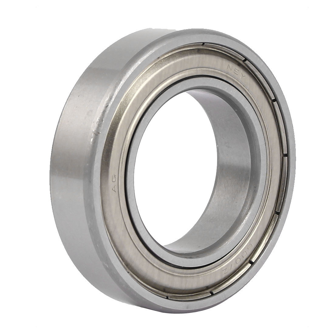 ZZ6007 62mm Outside Dia 34.5mm Inside Dia Shielded Deep Groove Ball Bearing