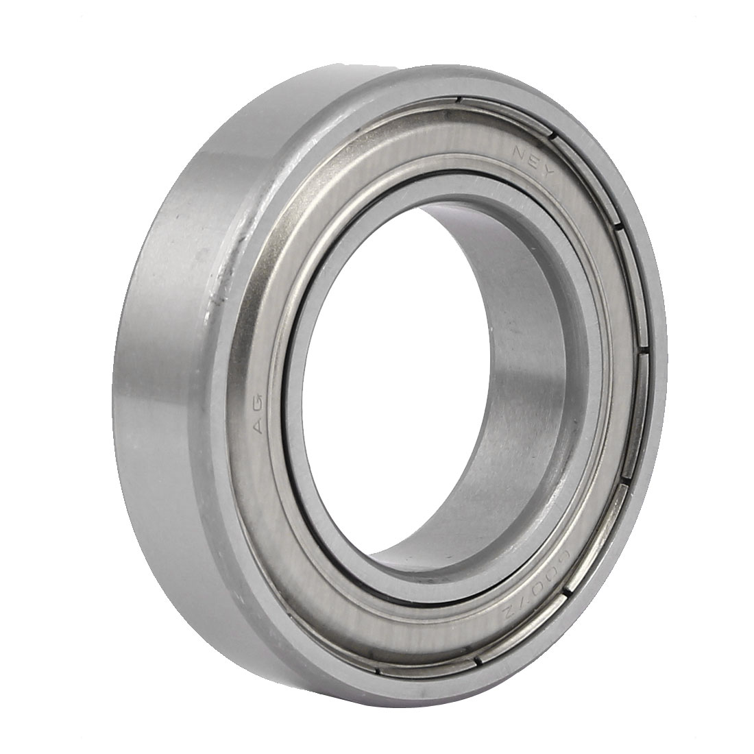 ZZ6008 40mm Inside Dia 68mm Outside Dia Double Sealed Deep Groove Ball Bearing