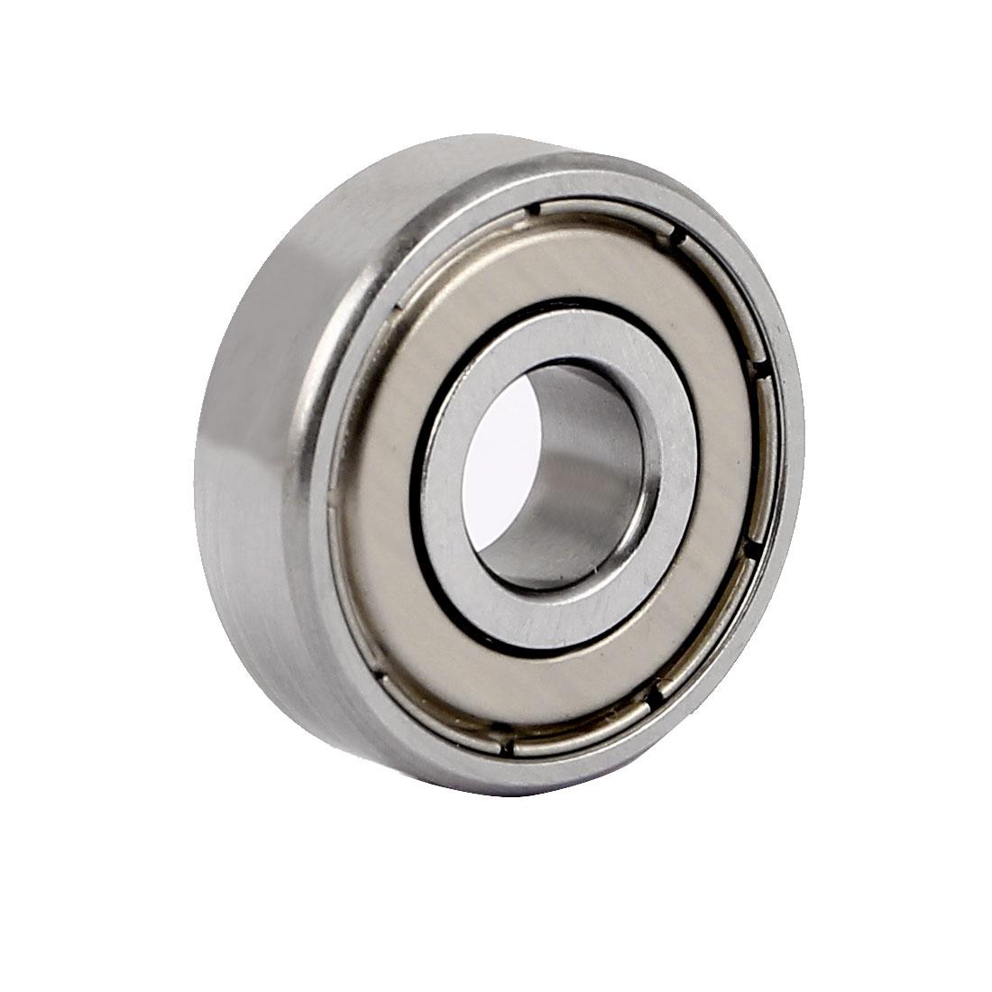 ZZ629 Dual Steel Shields Deep Groove Ball Bearing 26mmx9mmx8mm