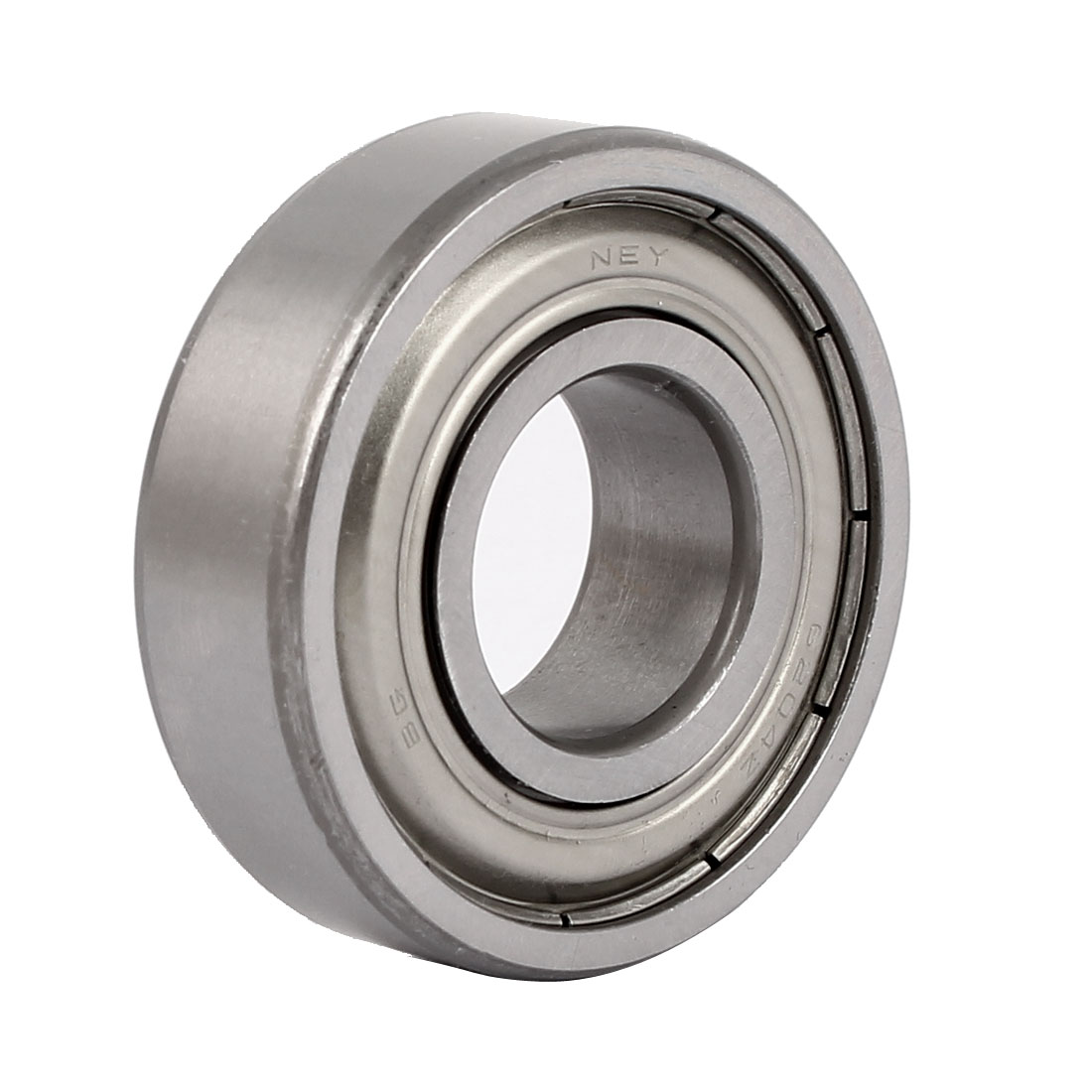 ZZ6204 47mm x 20mm Single Row Steel Sealed Deep Groove Ball Wheel Bearing