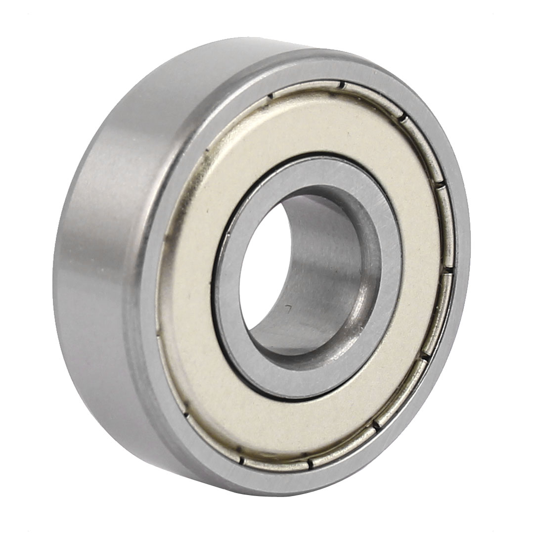 ZZ6302 15mm Inside Dia 42mm Outside Dia Double Sealed Deep Groove Ball Bearing