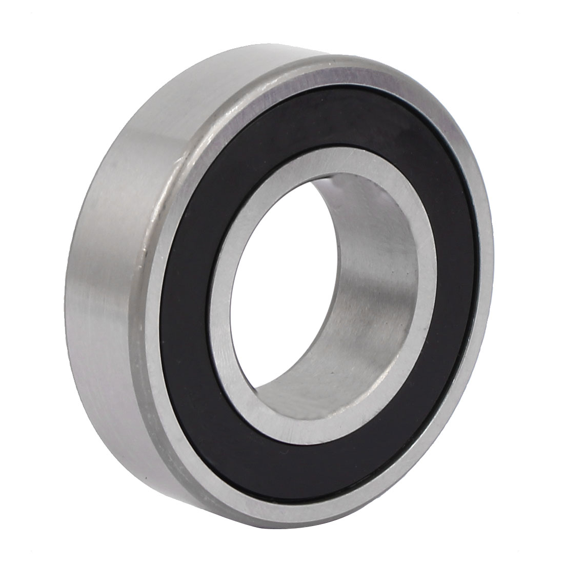 2RS6207 73mm Outside Dia 35mm Inside Dia Rubber Sealed Deep Groove Ball Bearing