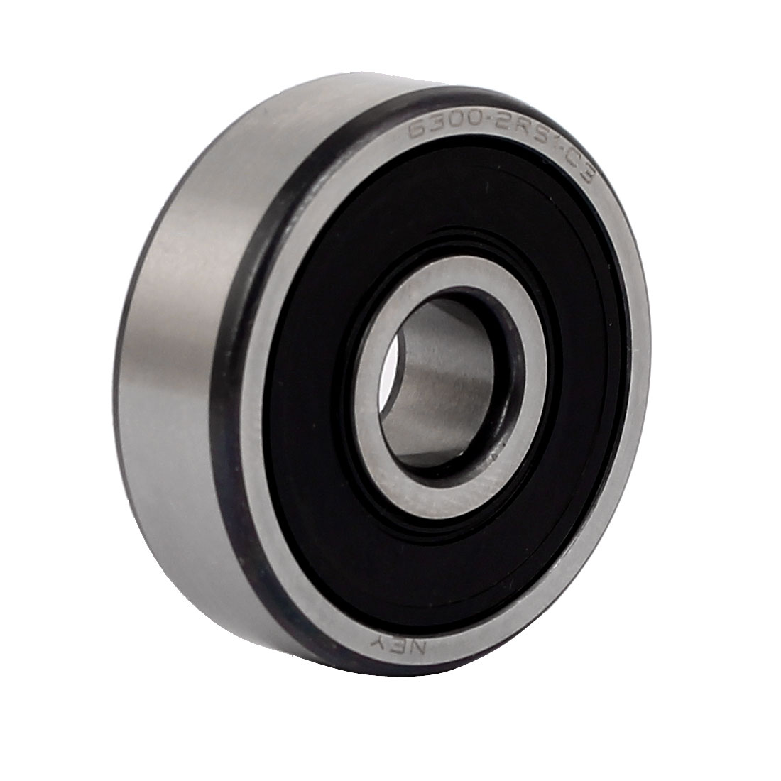 2RS6300 Double Shielded Deep Groove Ball Bearing 35mmx10mmx11mm