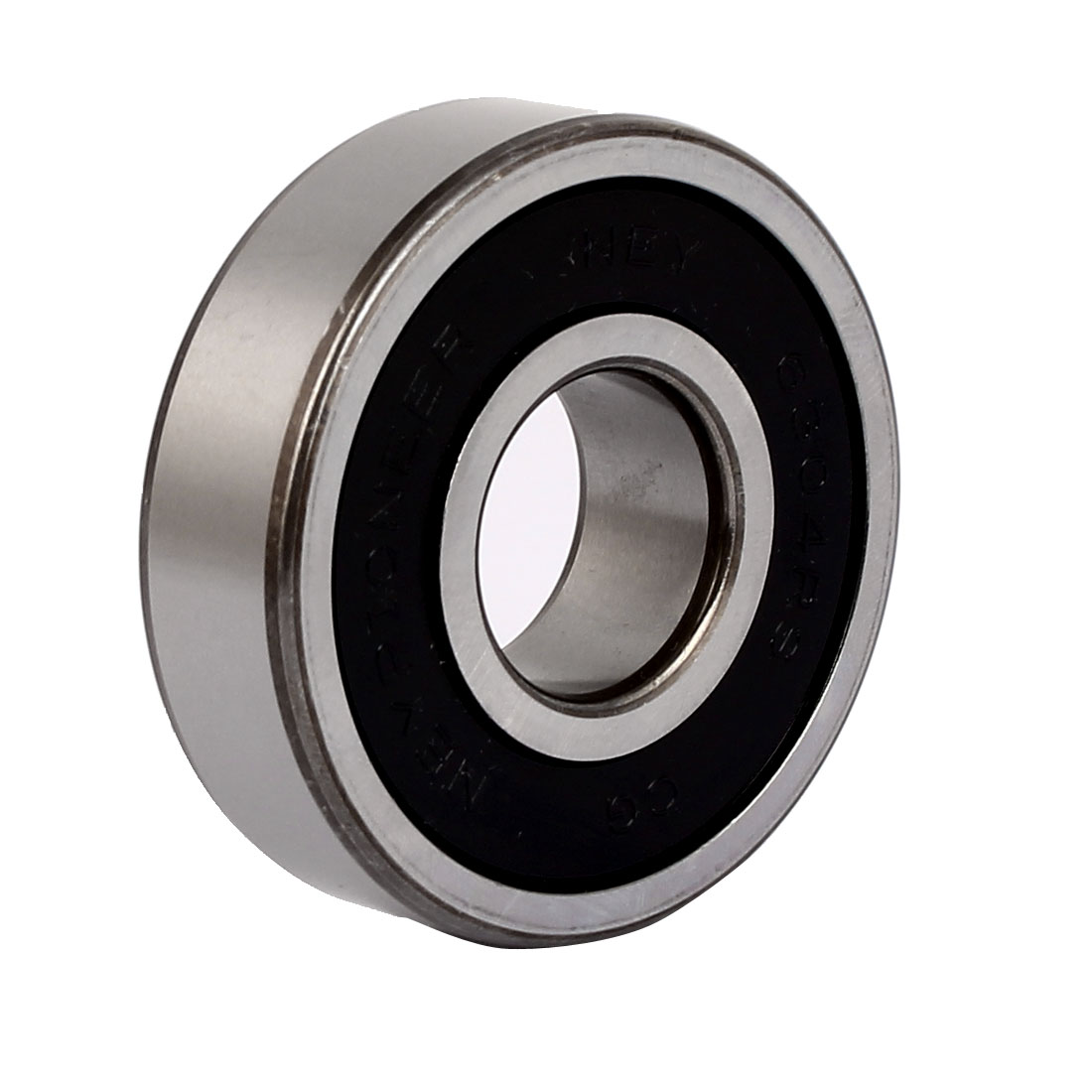 2RS6304 52mmx20mmx15mm Single Row Deep Groove Shielded Ball Bearing