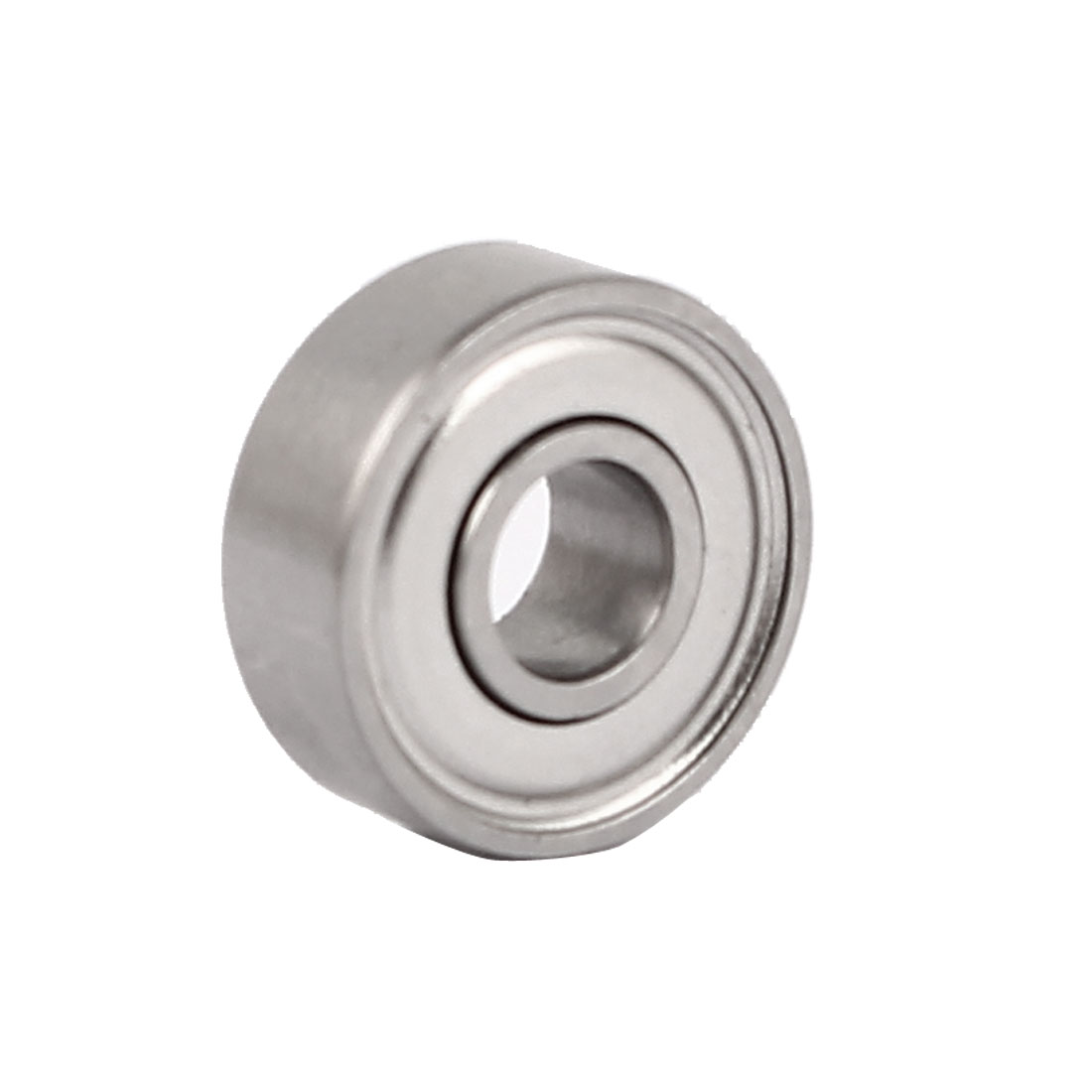 ZZ694 Shielded Deep Groove Flange Ball Bearing 11mm OD 4mm Bore Diameter