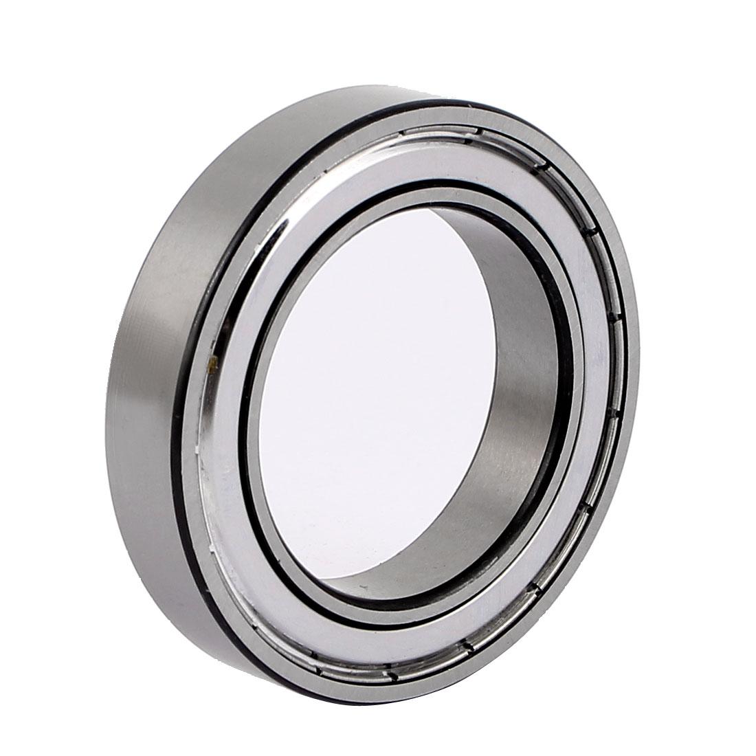 ZZ6908 62mmx40mmx12mm Single Row Deep Groove Shielded Ball Bearing