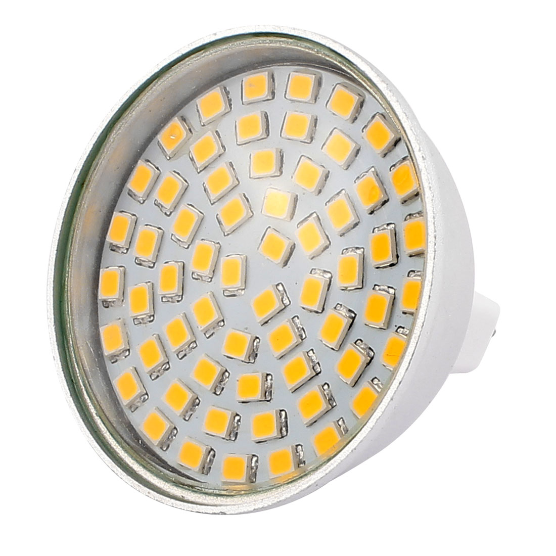 220V-240V 6W MR16 2835 SMD 60 LEDs LED Bulb Light Spotlight Lamp Energy Save Warm White