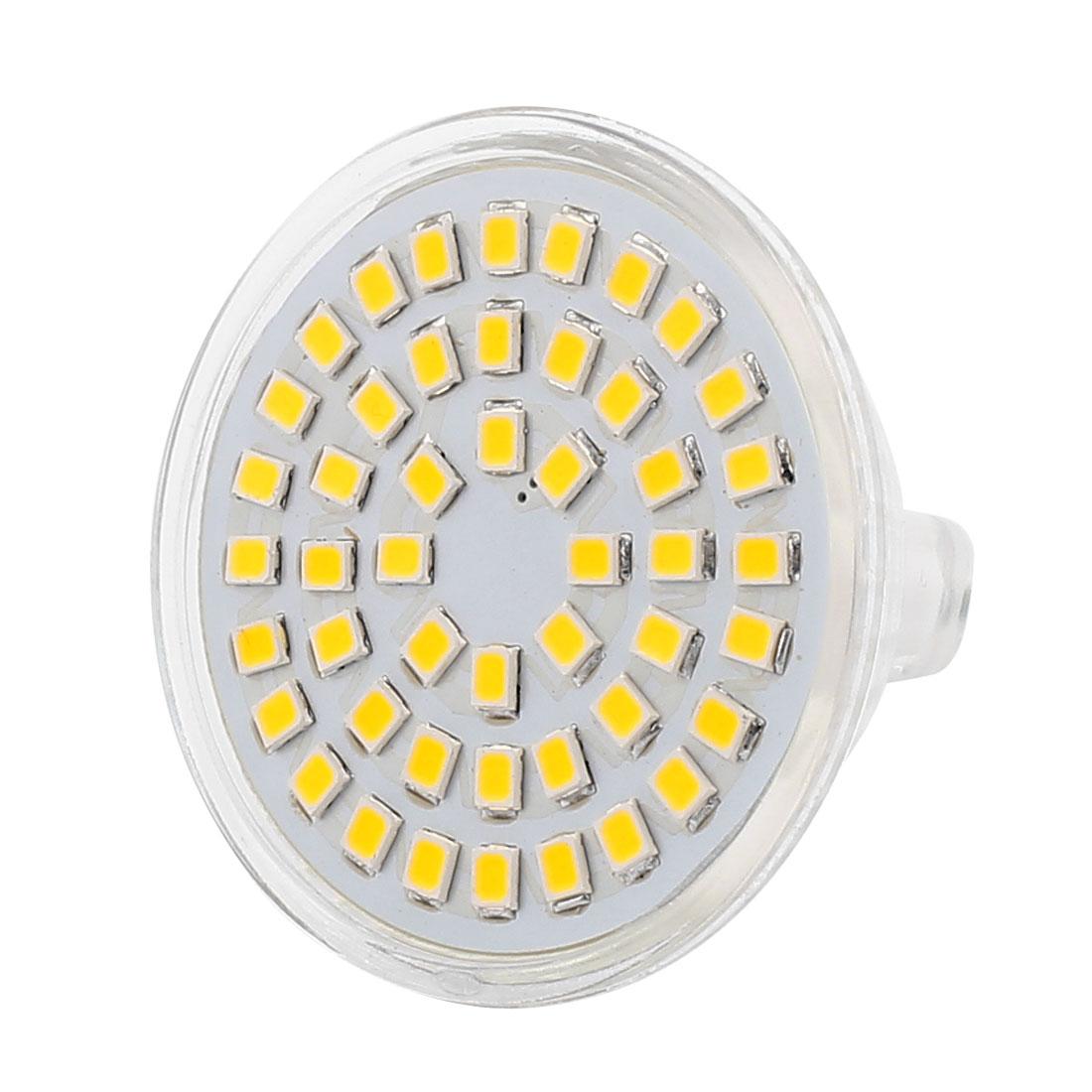 110V 4W MR16 2835 SMD 48 LEDs LED Light Spotlight Down Lamp Lighting Warm White