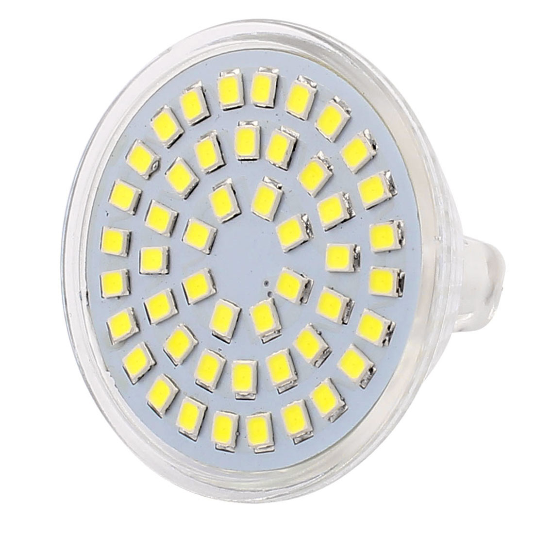 220V 4W MR16 2835 SMD 48 LEDs LED Bulb Light Spotlight Down Lamp Lighting White