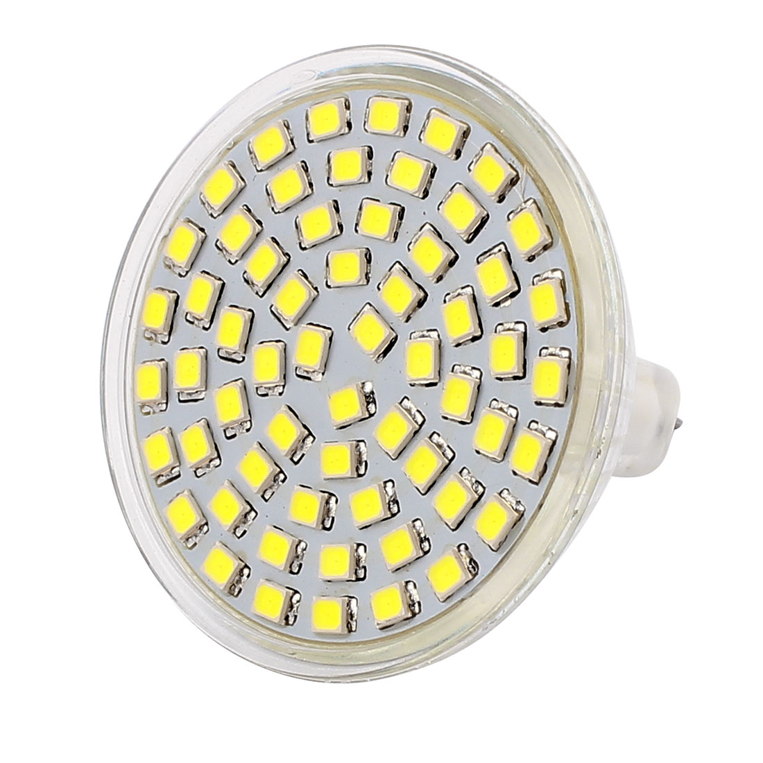 220V 6W MR16 2835 SMD 60 LEDs LED Bulb Light Spotlight Down Lamp Lighting White