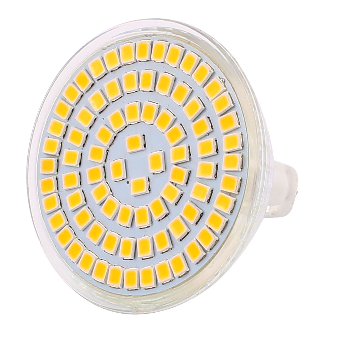 110V 8W MR16 2835 SMD 80 LEDs LED Light Spotlight Down Lamp Lighting Warm White