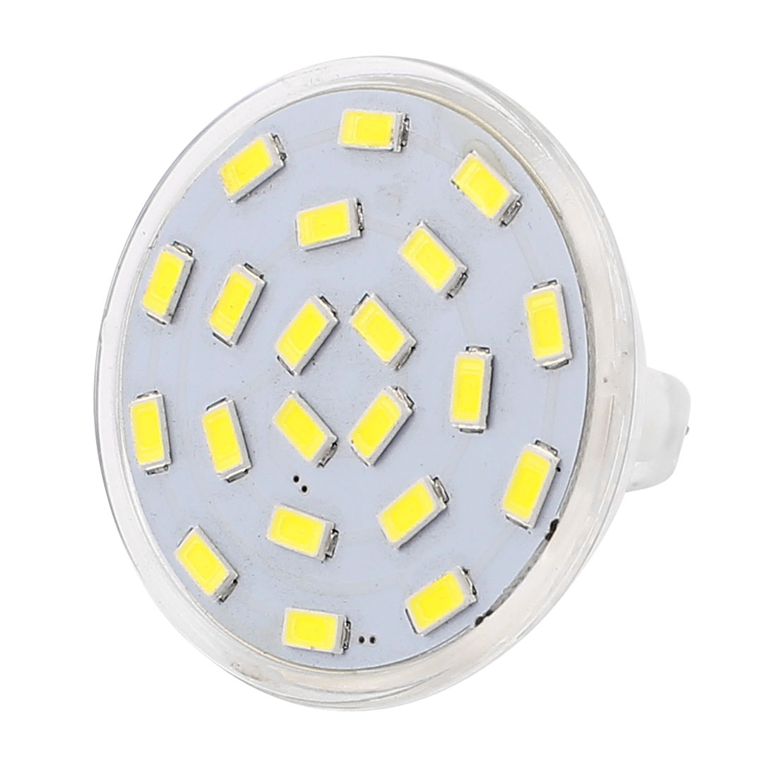 220V-240V 5W MR16 5730 SMD 21 LEDs LED Bulb Down Light Spotlight Lamp White