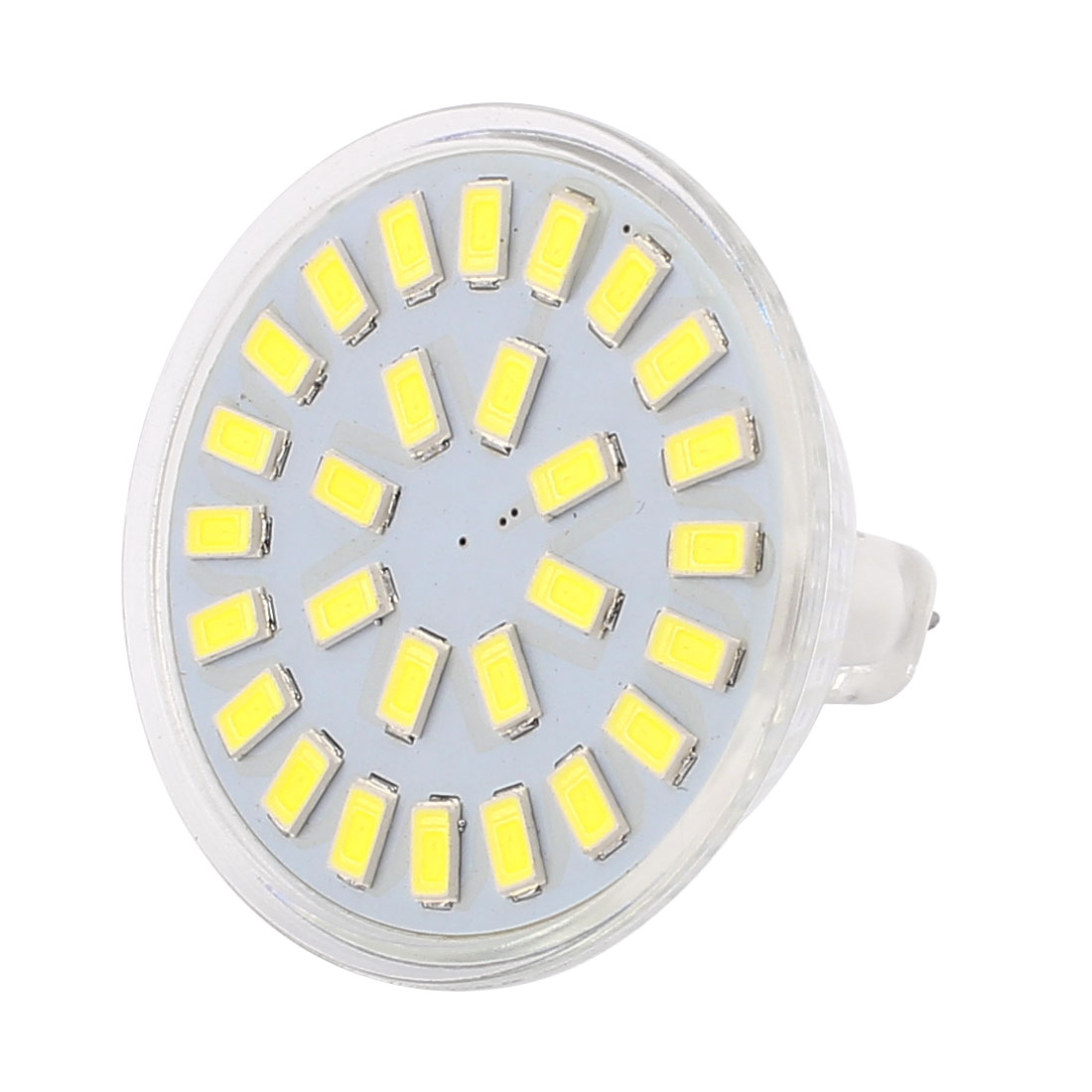 220V-240V 5W MR16 5730 SMD 28 LEDs LED Bulb Down Light Spotlight Lamp White