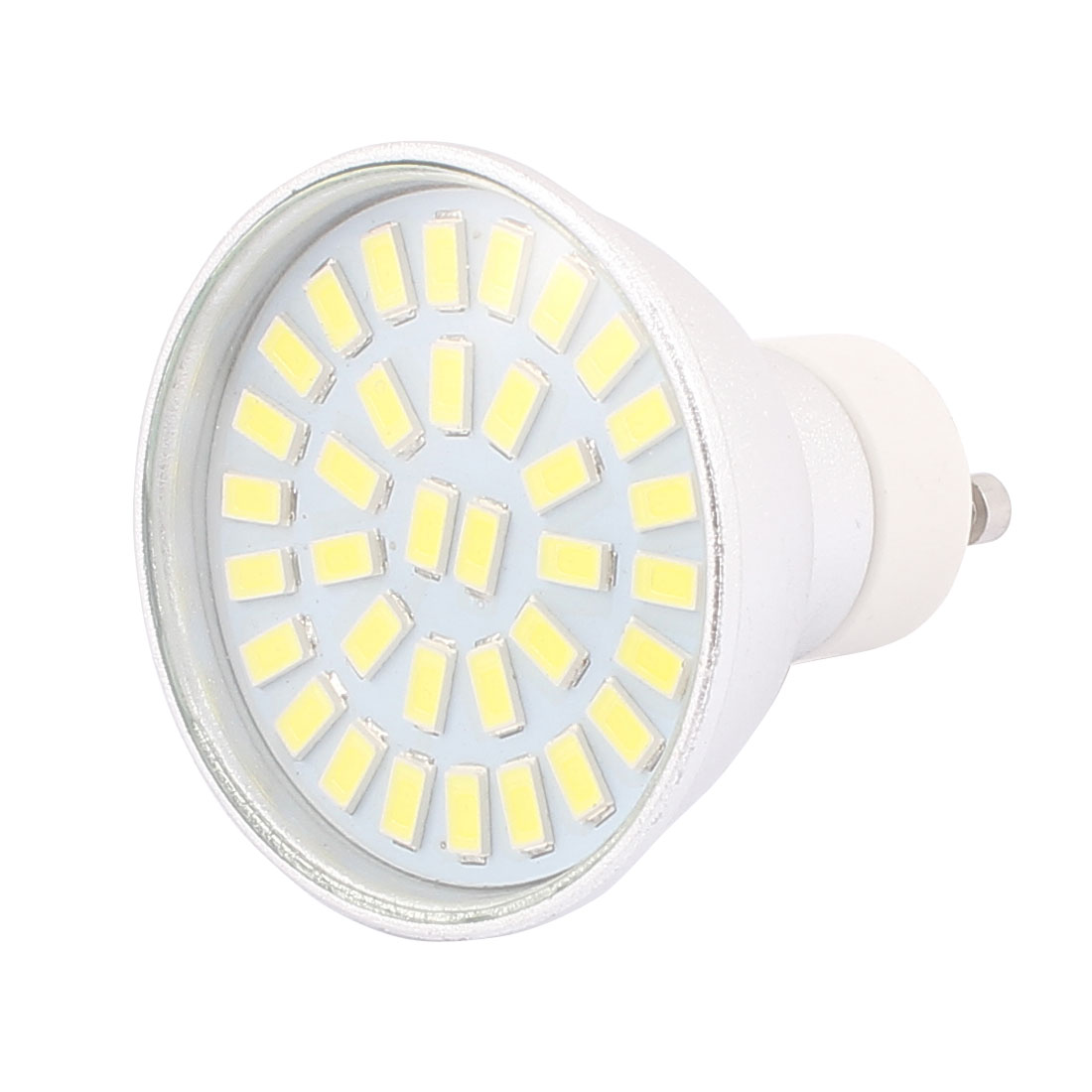 220V-240V GU10 LED Light 5W 5730 SMD 35 LEDs Spotlight Down Lamp Bulb Energy Saving Pure White