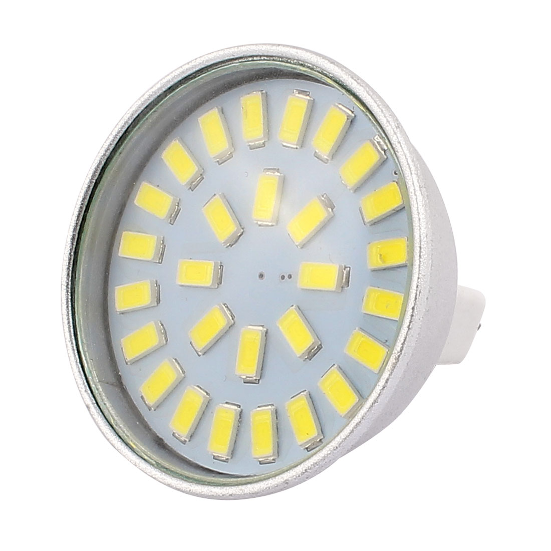 220V-240V 5W MR16 5730 SMD 28 LEDs LED Bulb Light Spotlight Lamp Energy Saving White