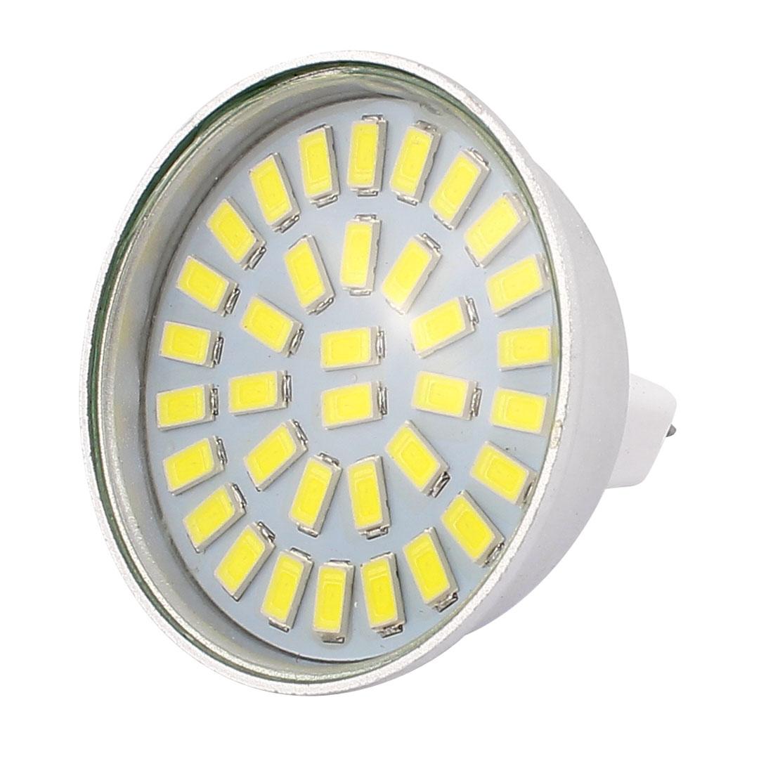 220V-240V 5W MR16 5730 SMD 35 LEDs LED Bulb Light Spotlight Lamp Energy Saving White