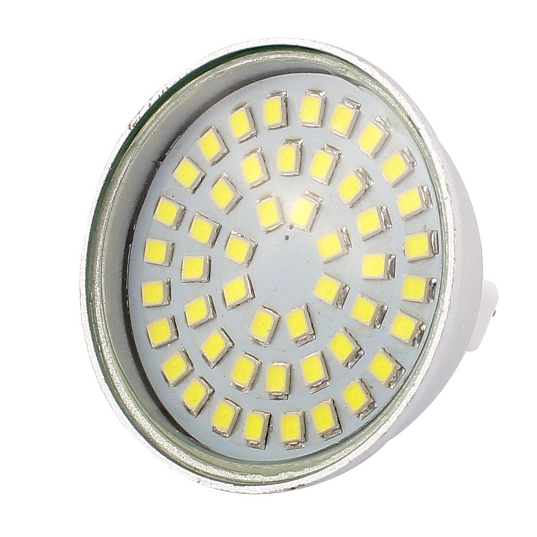 220V 4W MR16 2835 SMD 48 LEDs LED Bulb Light Spotlight Lamp Energy Saving White